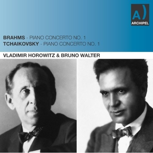 BRAHMS/TCHAIKOVSKY - PIANO CONCERTO NO. 1
