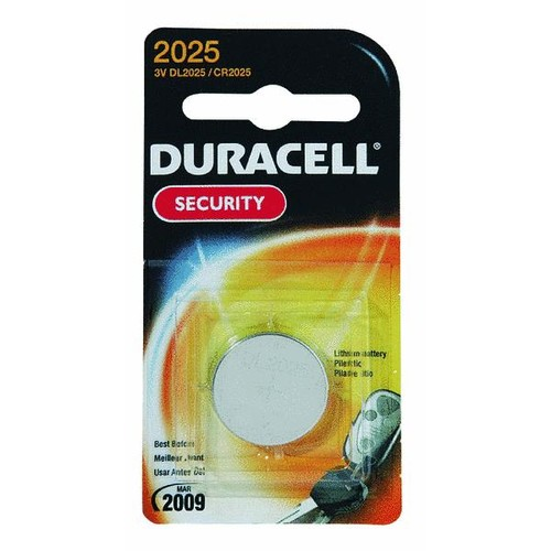 Duracell 2025 Lithium Coin Cell Battery - 30387