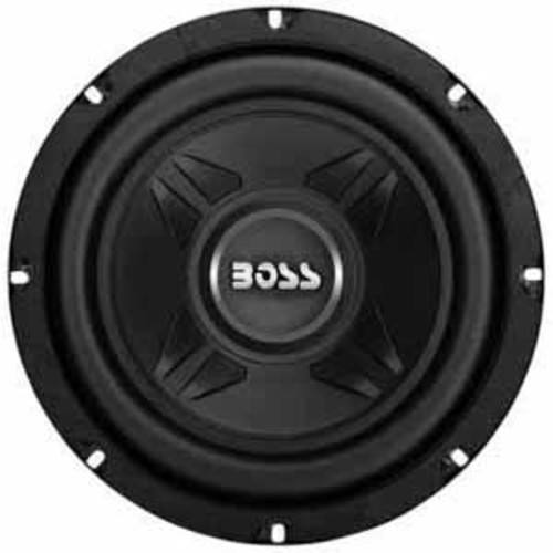 Boss Audio 4 Ohm 8 Subwoofer Single Voice Coil 4