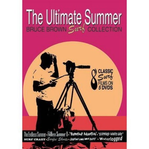 The Ultimate Summer Bruce Brown Surf Collection [5 Discs] [DVD]