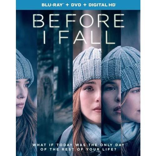 Before I Fall [Includes Digital Copy] [UltraViolet] [Blu-ray/DVD] [2 Discs] [2017]