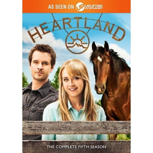 Heartland: The Complete Fifth Season [5 Discs]