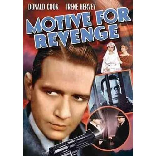 Motive For Revenge (DVD)