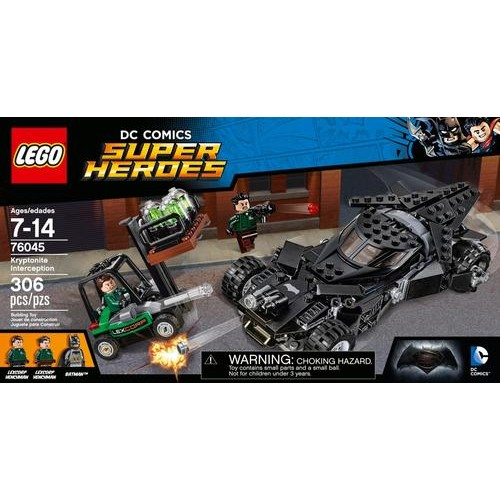 LEGO - DC Comics Super Heroes: Kryptonite Interception