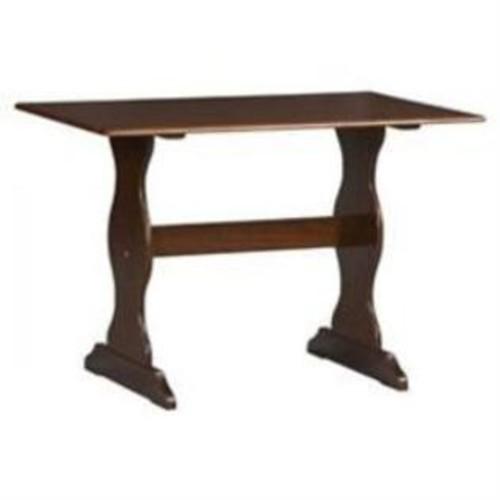 Linon Home Decor (90368WAL-01-KD-U) Chelsea Walnut Table