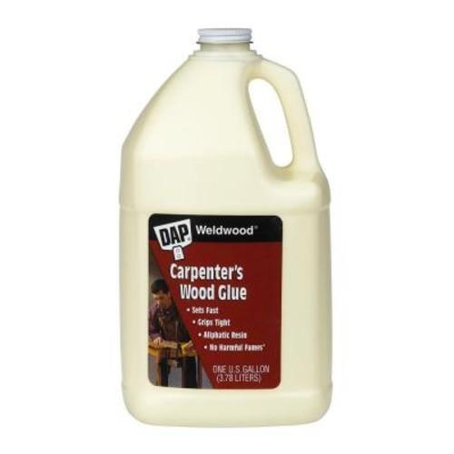 DAP Weldwood 1 gal. Carpenter's Wood Glue (4-Pack)