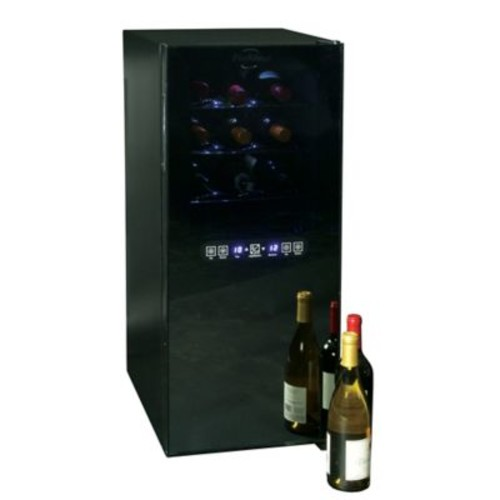 Koolatron 24-Bottle Dual Zone Wine Cellar