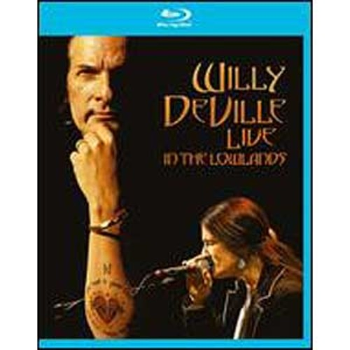Willy Deville: Live in the Lowlands [Blu-ray]