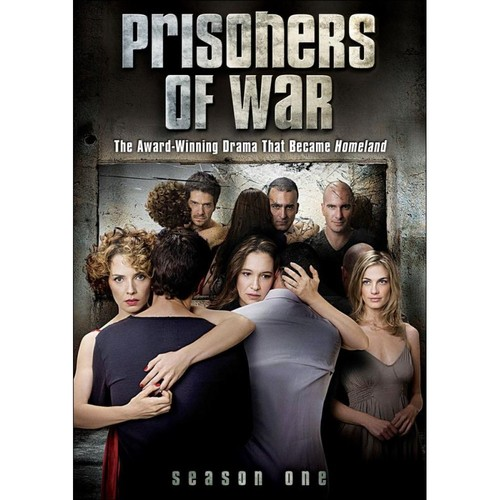 Prisoners of War: Season One [3 Discs] [DVD]