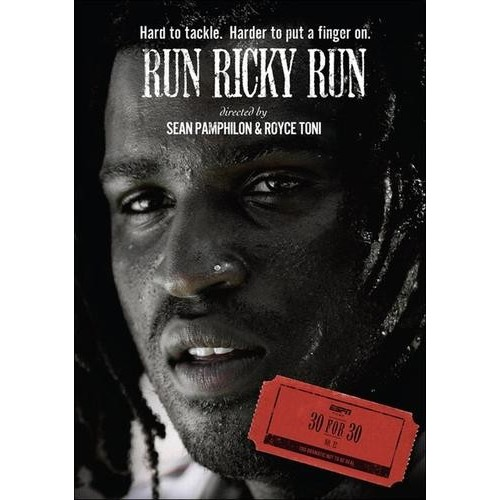 ESPN Films 30 for 30: Run, Ricky, Run [DVD] [2010]