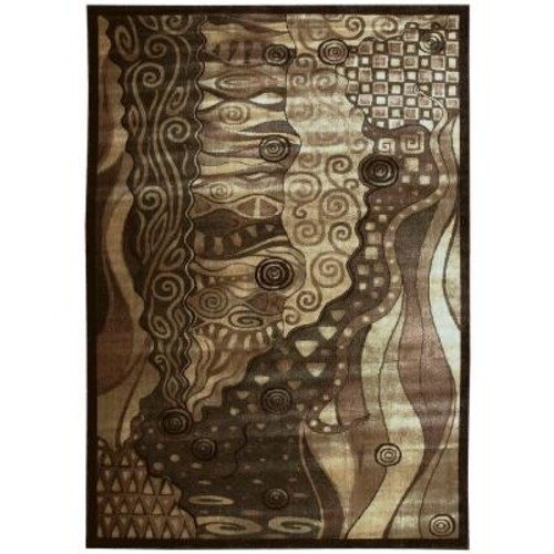 Nourison Overstock Expressions Multi 9 ft. 6 in. x 13 ft. 6 in. Area Rug