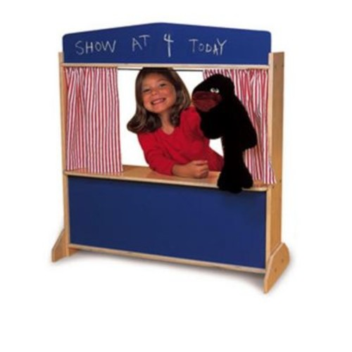 Whitney Bros Deluxe Puppet Theater (Wtnyb104)