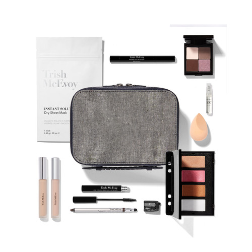Trish McEvoy The Power of Makeup Planner Collection Mirror Time
