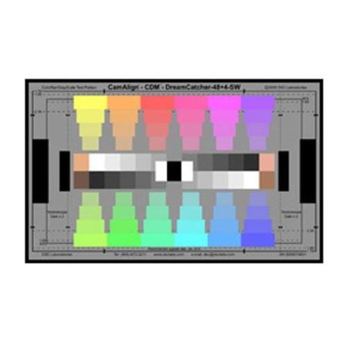 DSC Labs ChromaDuMonde 48 Senior Dreamcatcher CamAlign Chip Chart, 24x14.7