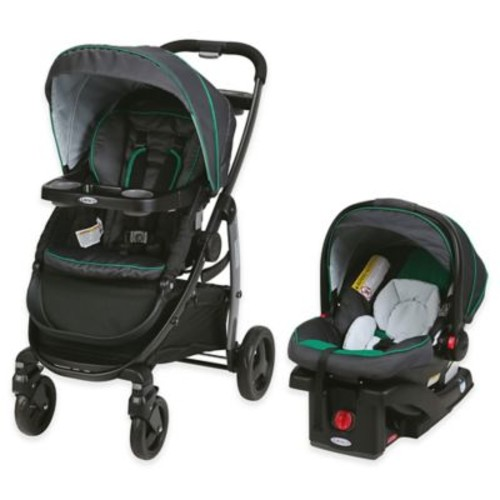 Graco Modes Click Connect Travel System in Albie
