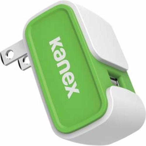 Kanex 1 Port USB Wall Charger - Green