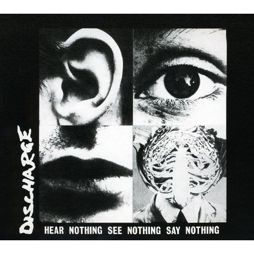 Hear Nothing, See Nothing, Say Nothing [Captain Oi] [CD]