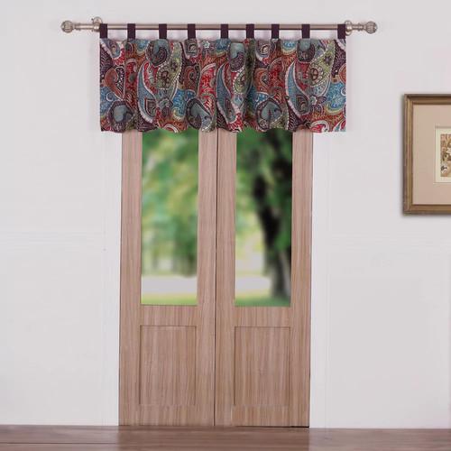 Greenland Home Fashions Tivoli Window Valance