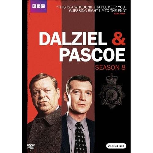 Dalziel & Pascoe: Season 8 [2 Discs] [DVD]