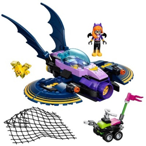 LEGO DC Super Hero Girls Batgirl(TM) Batjet Chase (41230)
