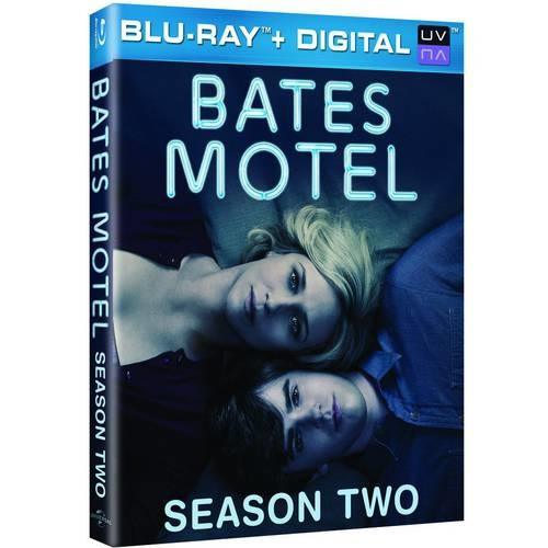 Bates Motel: Season One [Includes Digital Copy] [UltraViolet] [Blu-ray] [2 Discs]
