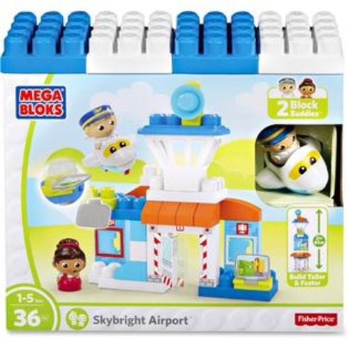 Mega Bloks Skybright Airport Set 36pcs MI