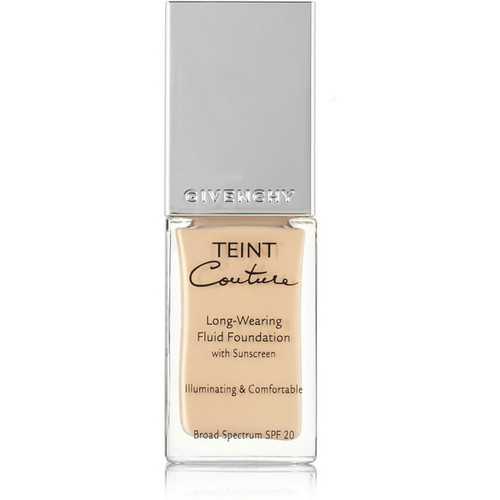 Teint Couture Long-Wearing Fluid Foundation - Elegant Sand 3