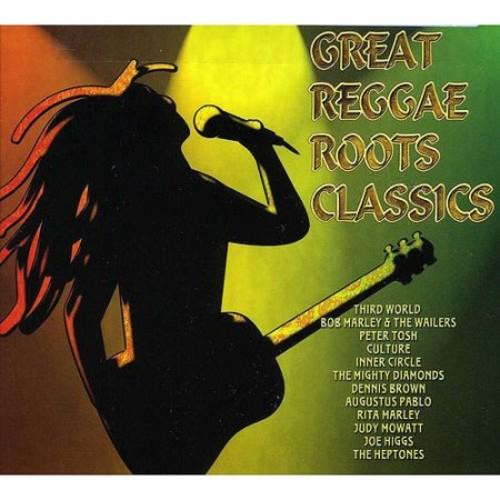 Great Reggae Roots Classics [CD]