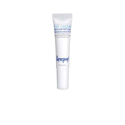 Supergoop Advanced Antioxidant Infused Anti Aging Eye Cream SPF 37 in