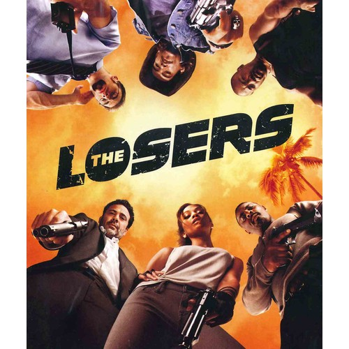 The Losers (Blu-ray Disc)