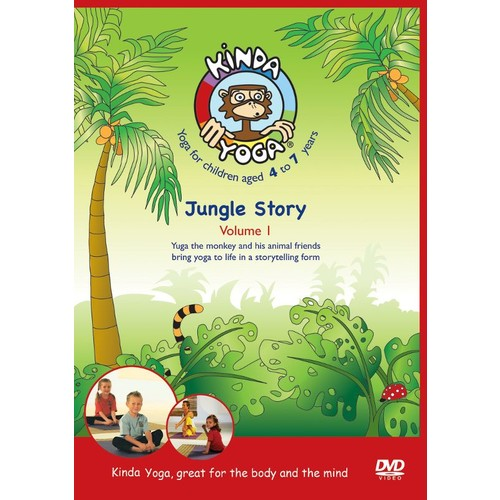 Kinda Yoga: Jungle Story [DVD] [English] [2010]
