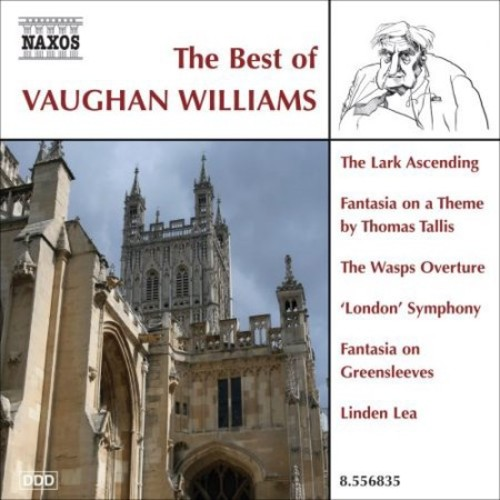 The Best of Vaughan Williams [CD]