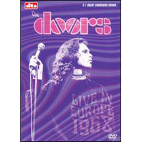 The Doors: Live in Europe 1968 DD5.1/DTS/DD2