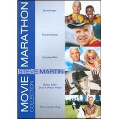Movie Marathon Collection: Steve Martin [3 Discs]