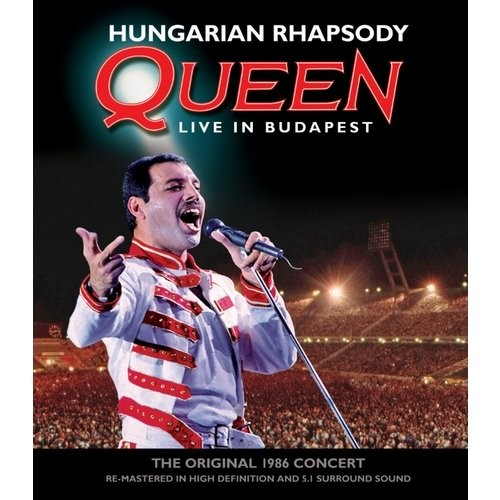Hungarian Rhapsody: Queen Live in Budapest [DVD]