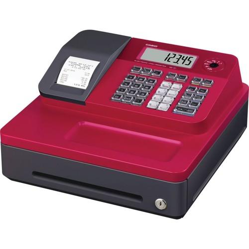 Casio Cash Registers, SG-1 Series, Red