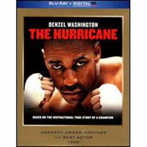 The Hurricane [Includes Digital Copy] [UltraViolet] [Blu-ray] COLOR/WSE DD2/DHMA/DTS