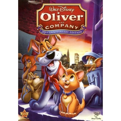 Oliver & Company: 20th Anniversary Special Edition (DVD)