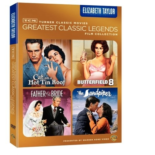TCM Greatest Classic Legends Film Collection: Elizabeth Taylor
