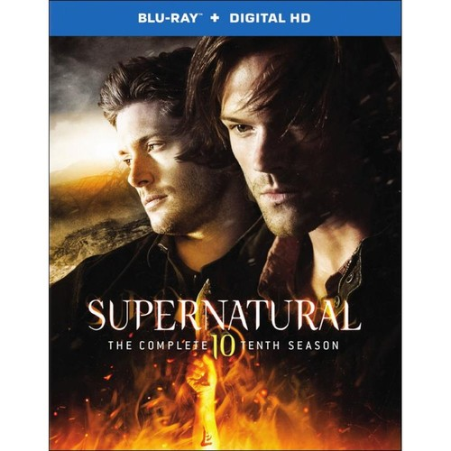 Supernatural: The Complete Tenth Season [Includes Digital Copy] [UltraViolet] [Blu-ray]