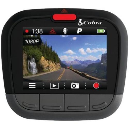 Cobra Electronics Cdr 875g Cdr 875 G Drive Hd 1080p Dash Cam With Gps, Bluetooth-enabled Iradar Alerts & 2