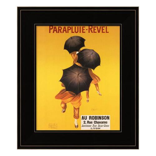Parapluie Revel Framed Wall Art
