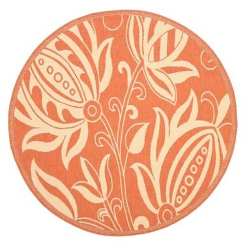 Kettle Rug - Terracotta/Natural - Safavieh