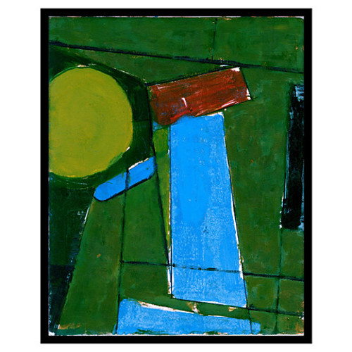 Retro Abstract Moderns II