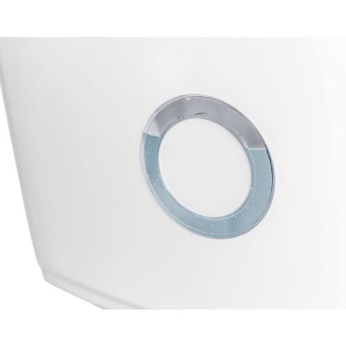 Frigidaire FFAD5033R1 50-Pint Dehumidifier with Effortless Humidity Control, White