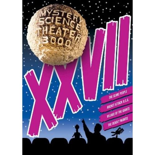Mystery Science Theater 3000: XXVII [4 Discs]