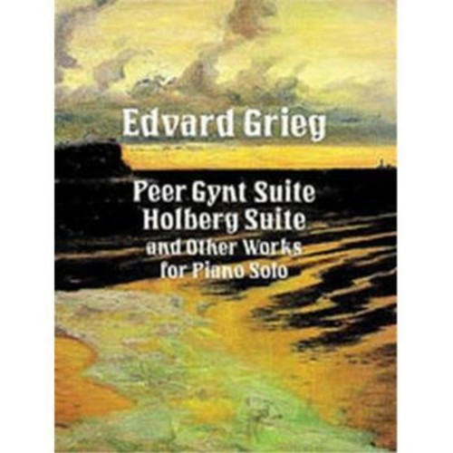 Alfred Peer Gynt Suite- Holberg Suite- and Other Works for Piano Solo - Music Book (ALFRD43499)