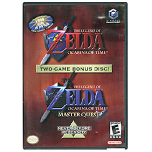 The Legend of Zelda: Ocarina of Time & Master Quest [Pre-Owned]