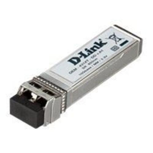 D-Link DEM-431XT-DD 10 Gigabit Ethernet SFP+ Transceiver Module for DGS-3620-52P Layer 3 Switch