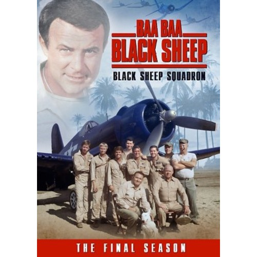 Baa Baa Black Sheep:Black Sheep Squad (DVD)
